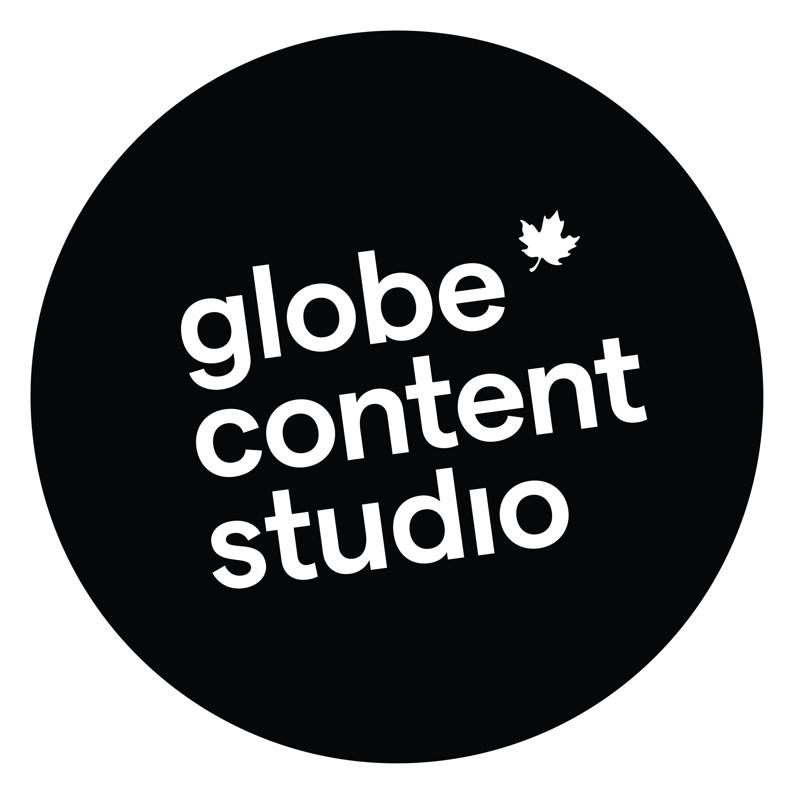 Globe Content Studio logo