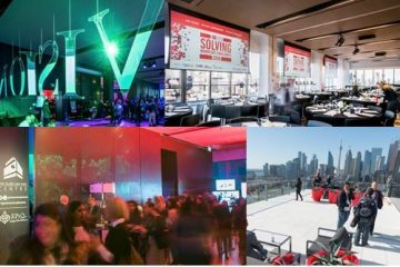 The Globe and Mail Centre - voted one of the best venues in Toronto