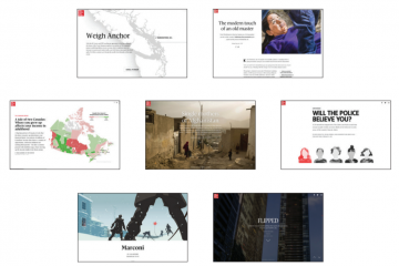 The Globe and Mail leads Digital Publishing Awards with 15 honours