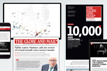 Globe and Mail's Unfounded investigation wins Michener Award