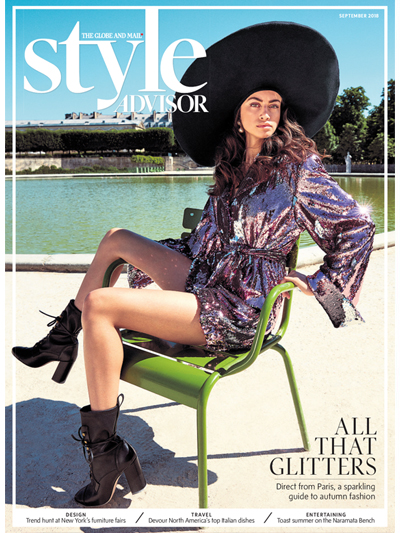 Style Advisor magazine