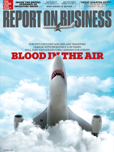 Report on Business magazine