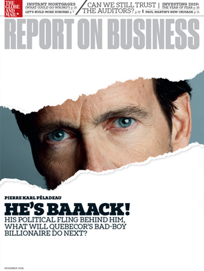 Report on Business magazine
