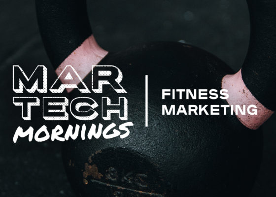 Fitness marketing turns technology on its head