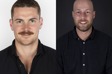 Zach Kula (left) is a senior strategic planner and Tom Kenny (right) is SVP of strategy at BBDO's Toronto office.