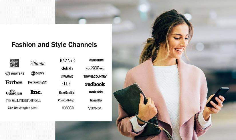 Alliance channel fashionstyle