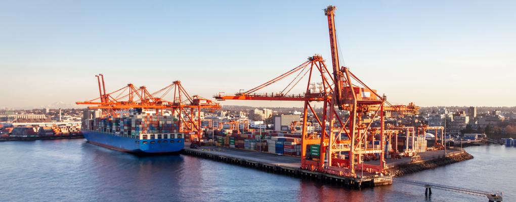 GlobeLink.ca - Canadas Ports - Report on Business magazine