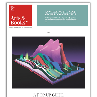 The Globe and Mail newspaper