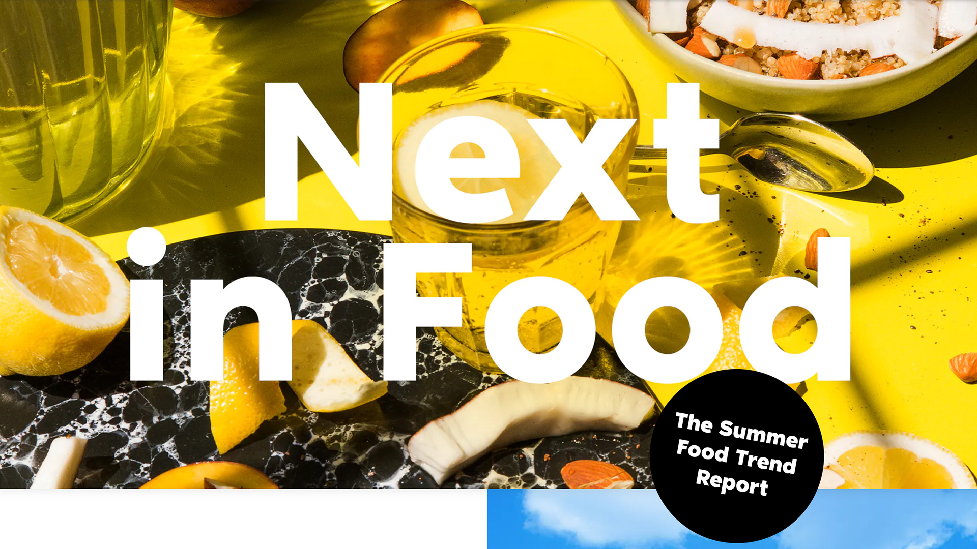 Globe Content Studio - PC Insiders Report next in food with Galen Weston experience