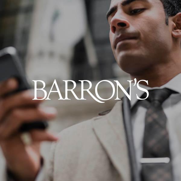 Barron's is part of Globe Alliance digital network