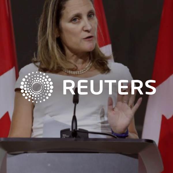 Reuters is part of Globe Alliance digital network