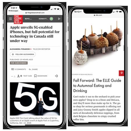 The Globe Digital Network