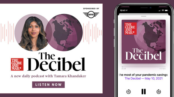 Introducing The Decibel -<br/>The Globe's new weekday podcast