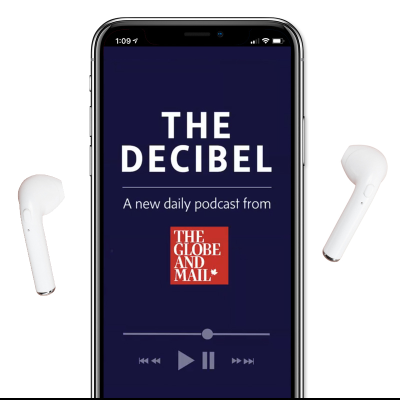Introducing The Decibel –The Globe's new weekday podcast
