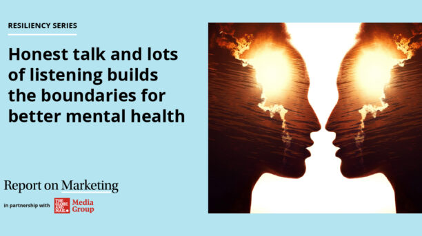 Honest talk and lots of listening builds the boundaries for better mental health