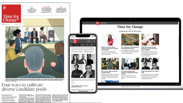 Time for Change promotes diversity and inclusion through impactful journalism