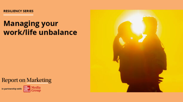 Managing your work/life unbalance