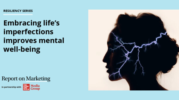 Embracing life's imperfections improves mental well-being