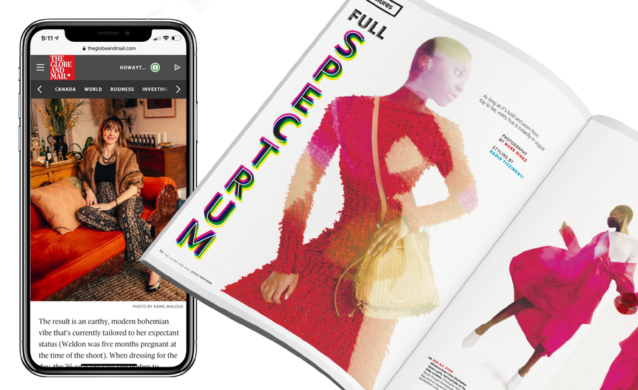 Define the Future of Style in Style Advisor's new partnerships