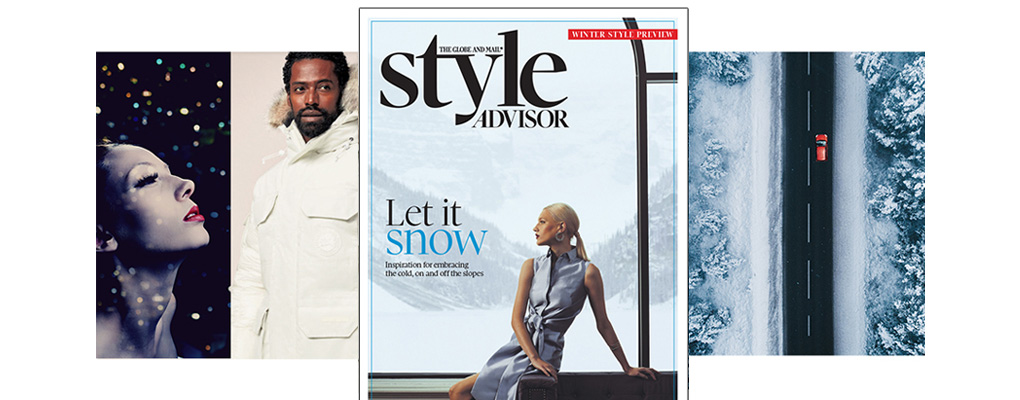Globe Style Advisor - Winter Style Preview