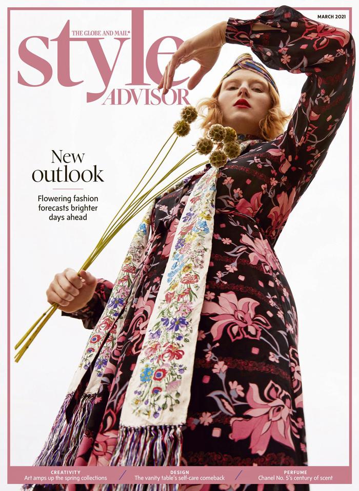 Globe Style Advisor magazine March 2021