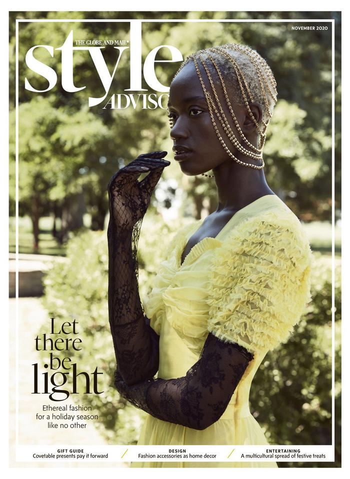 Globe Style Advisor magazine November 2020