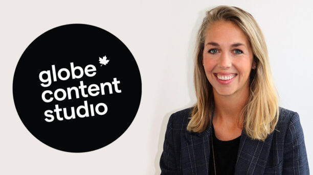 Five Questions for Katherine Scarrow, GM of Globe Content Studio