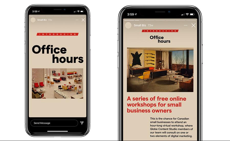 Globe Content Studio Office Hours